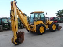 Backhoe Loader New Holland LB11