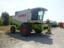 Claas Lexion 480 combine harves