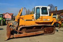 Bulldozer Liebherr 732