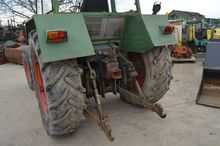 Used Tractor Fendt F