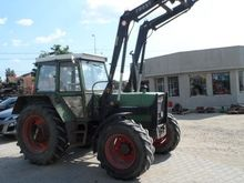 Used Tractor Fendt 3