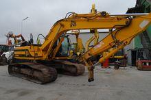 JS240LC JCB tracked excavator