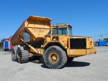Used Dumper Volvo A4