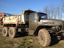 Van Army Ural