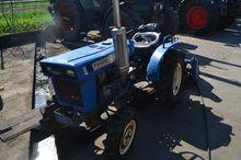 Tractoras Iseki TX1410
