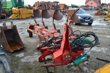 Kverneland reversible plow LB85