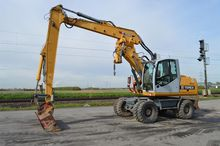 Terex Atlas TW160 Wheel excavat