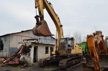 Used JCB JS200 excav