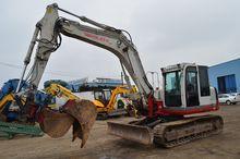 Tracked excavator Takeuchi TB11