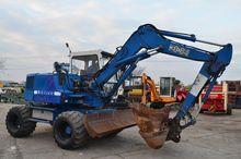 Wheel excavator Liebherr A308