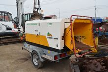 Used Wood chipper Sa