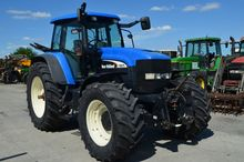 New Holland TM175 Tractor