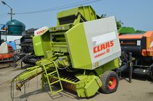 Used Baler Claas Var