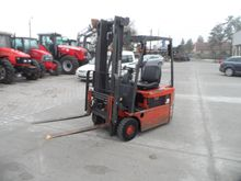 Used Nissan Electric