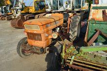 Vineyard tractor Fiat 640