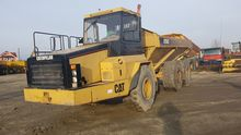 Used Dumper Caterpil