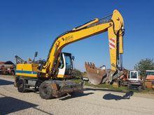Wheel excavator Liebherr A904C