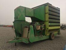 Mobile grain dryer Strahl 700
