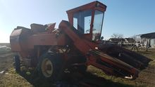 Bourgoin MD8 corn picking combi