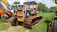 Used Komatsu bulldoz