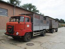 1989 Fortschritt IFA L 60 1218