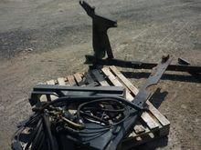 Front end loader adapter : Mass