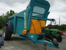 2013 Rolland 5517 Manure spread