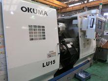Used 1998 OKUMA LU15