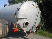 Bauer manure tank 4000 liters
