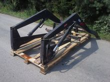 Hauer Front loader + console +