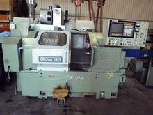 Okuma CNC Lathe LB15