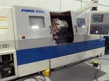 2000 Daewoo CNC Lathe 250LB
