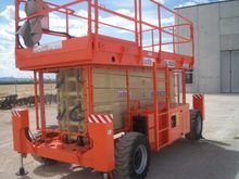 2000 JLG 500 RTS Self-Propelled