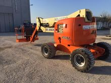 2002 JLG 450 AJ Self-Propelled
