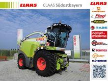 2012 CLAAS ORBIS 750 JAGUAR 960