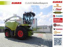 Used 2016 CLAAS JAGU