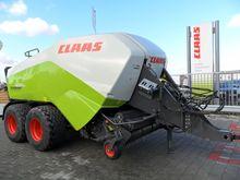 2011 CLAAS QUADRANT 3200 RC TAN