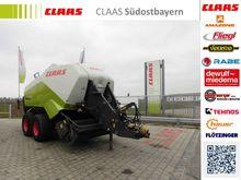 2013 CLAAS QUADRANT 3300 RC TAN