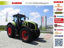 2014 CLAAS AXION 930 CMATIC Vor