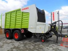 2011 CLAAS CARGOS 9400 COMMUNIC