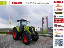 2012 CLAAS AXION 820 CMATIC Kli