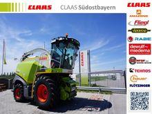 2016 CLAAS ORBIS 450 JAGUAR 840