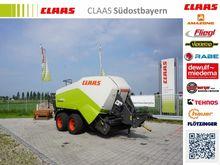 2011 CLAAS QUADRANT 3200 FC TAN