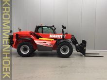 2015 Manitou MLT629 Compact
