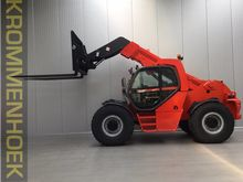 Used 2008 Manitou MH