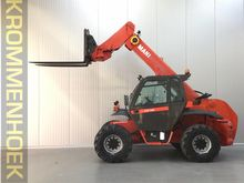Used 2004 Manitou MV