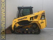 Used 2011 Komatsu CK