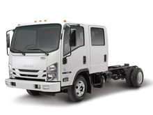 2017 Isuzu NQR Diesel Crew Cab