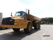 2013 CATERPILLAR 740BT4TG