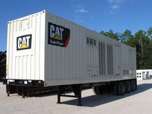 2009 CATERPILLAR 2000KW